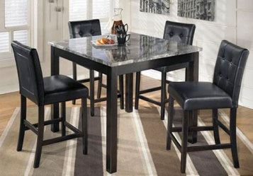 Marvelous Ashley Maysville Counter Height Dining Set